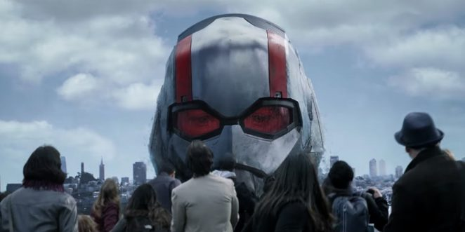 Ant-Man and the Wasp Trailer #1 (2018)
