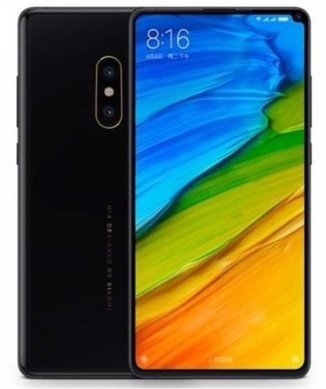 Frameless Xiaomi Mi Mix 2S Was First Shown On Video