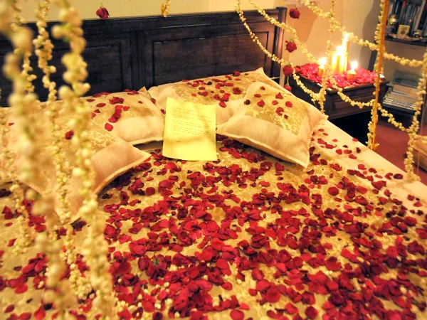 first night in arranged marriages
