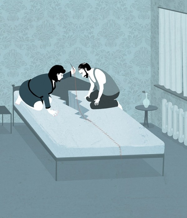 16 Illustrations Which Show Our World as It Is