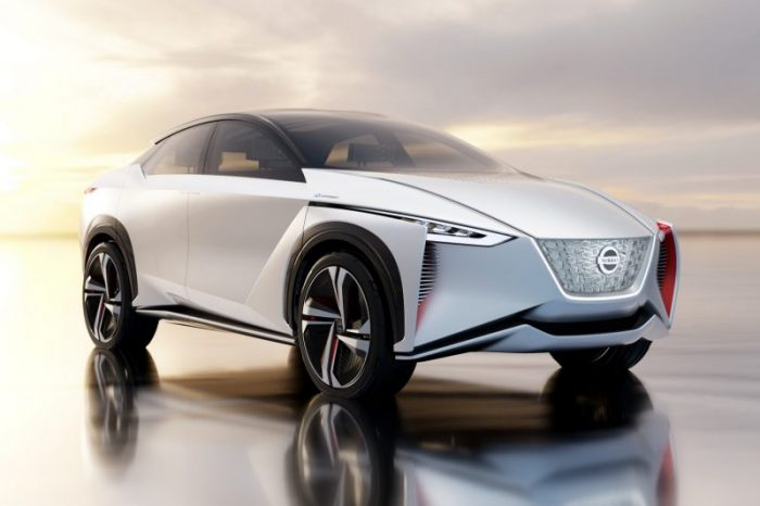 Nissan IMx Concept Electric Car Will Turn Into A Serial Model (9 Pics)