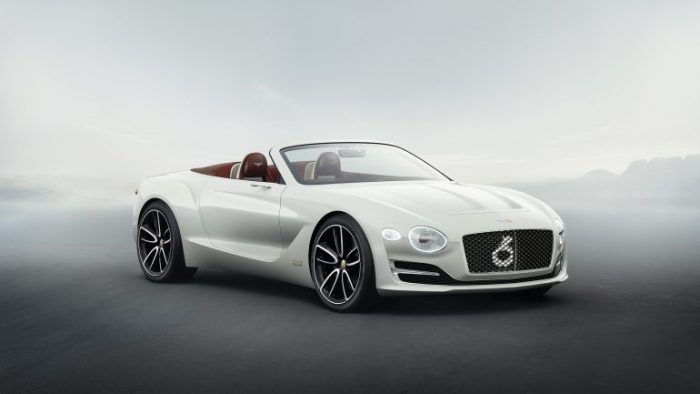 First Electric Bentley Will Be A Four-Door Sports Car Based On Porsche Mission E (8 Pics)