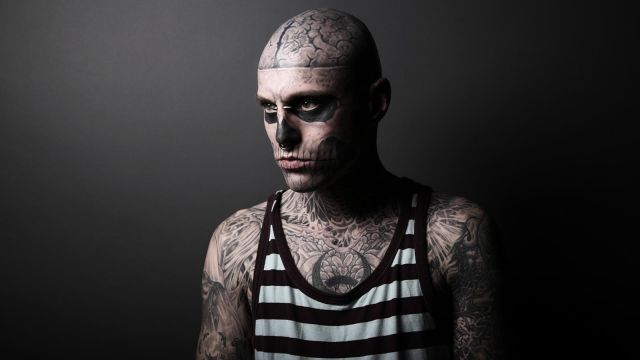 Canadian Model Rick Genest 'Zombie Boy' Committed Suicide