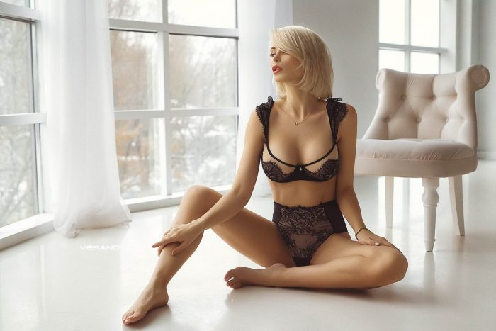 45 Lingerie Looks Of Cute Women To Make Your Day