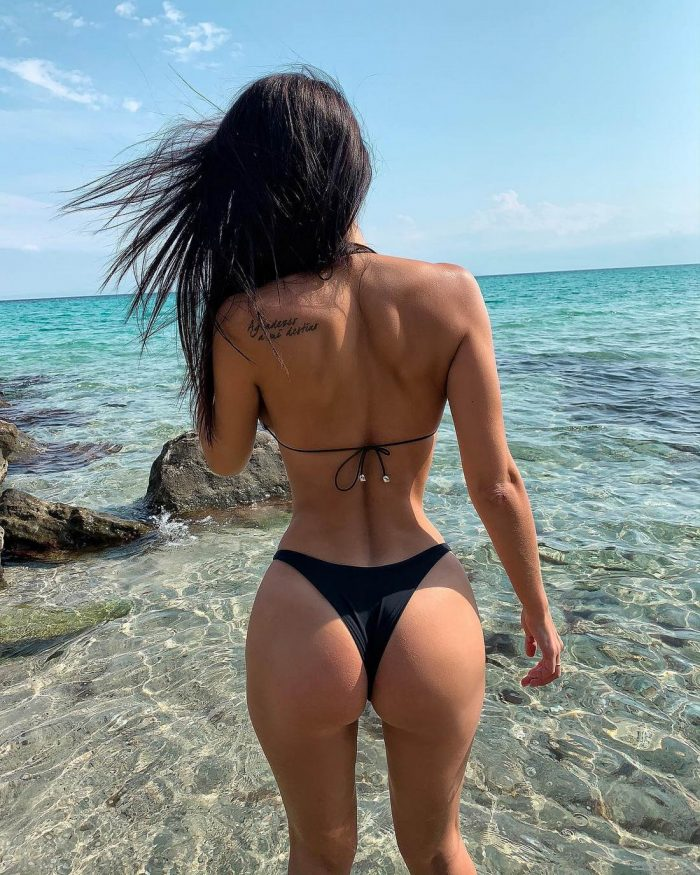 41 Bikini Looks Of Cute Girlfriends To Make Your Day