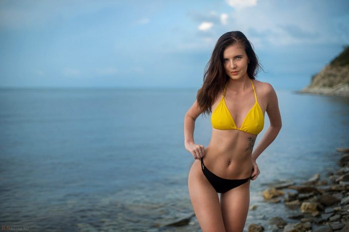 47 Swimsuit Looks Of Cute Women To Make Your Day