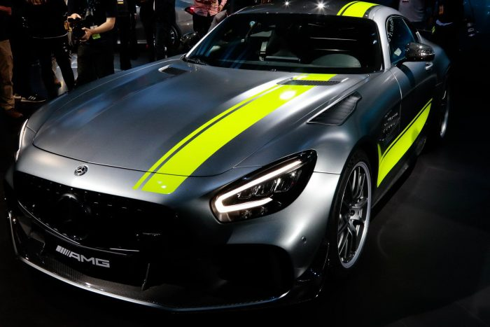 24 Bright Moments Of Los Angeles Auto Show 2018