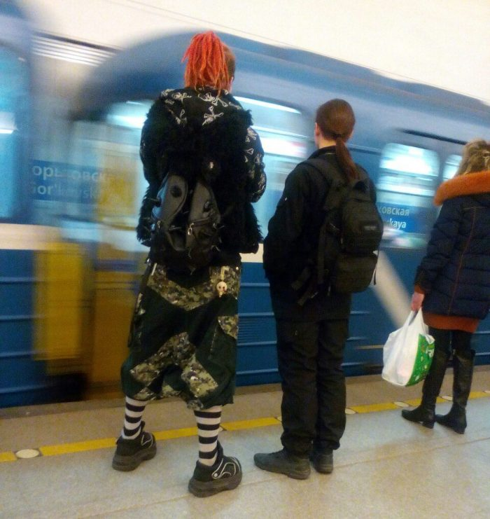 40 Very Strange People Who Could Not Care Less About Fashion