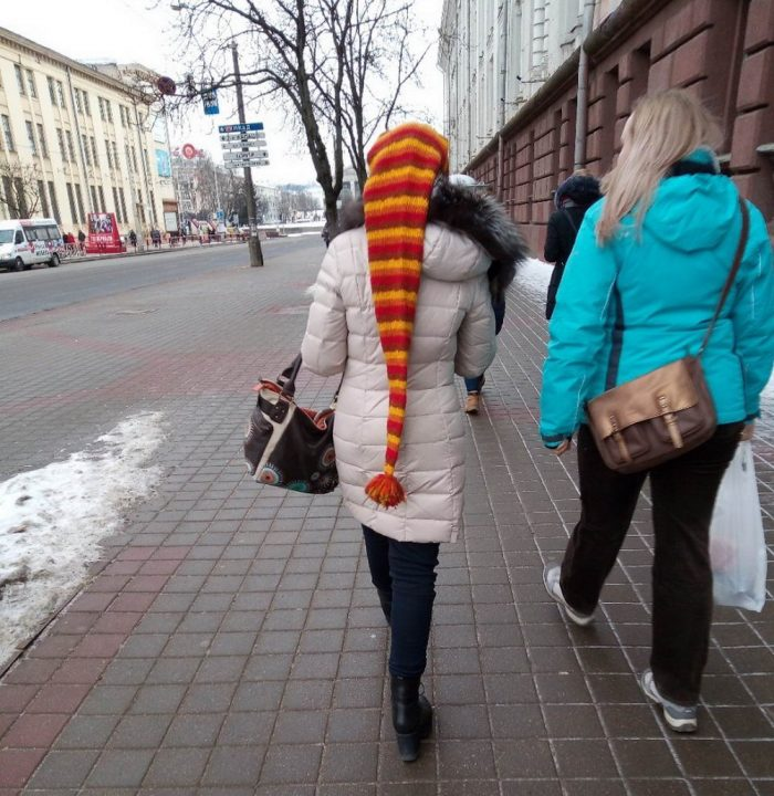 Weird People Who Like To Look As Stupid (36 Photos)