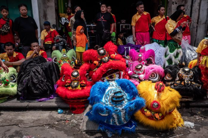 Daily Life In Indonesia (23 Photos)