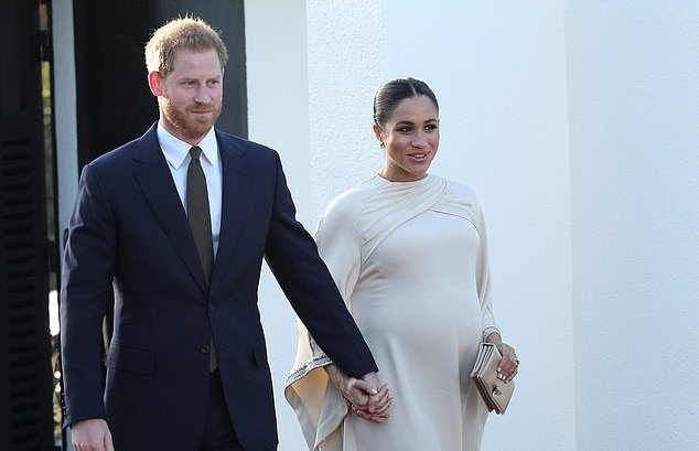 Bookies predict Prince Harry and Meghan Markle will name baby Diana
