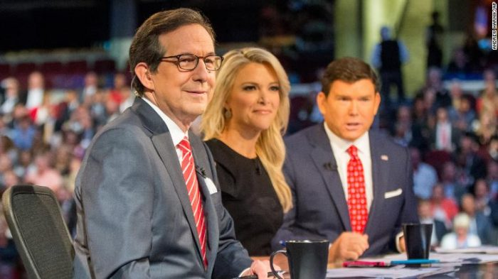 Democrats say they will not hold debates on Fox News