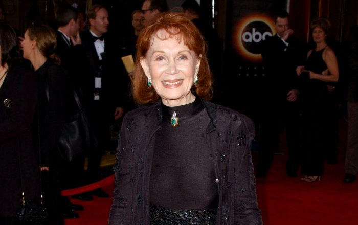 Katherine Helmond from 'Who's the Boss?' and 'Soap' has died at 89
