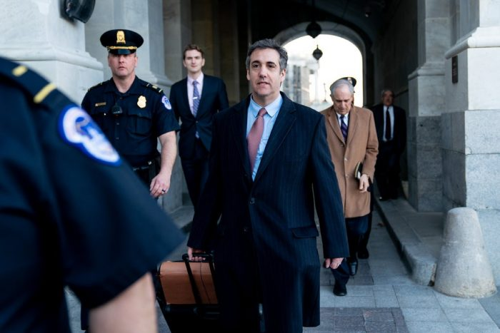 Cohen sues Trump organisation, saying he was denied $1.9 million in legal fees
