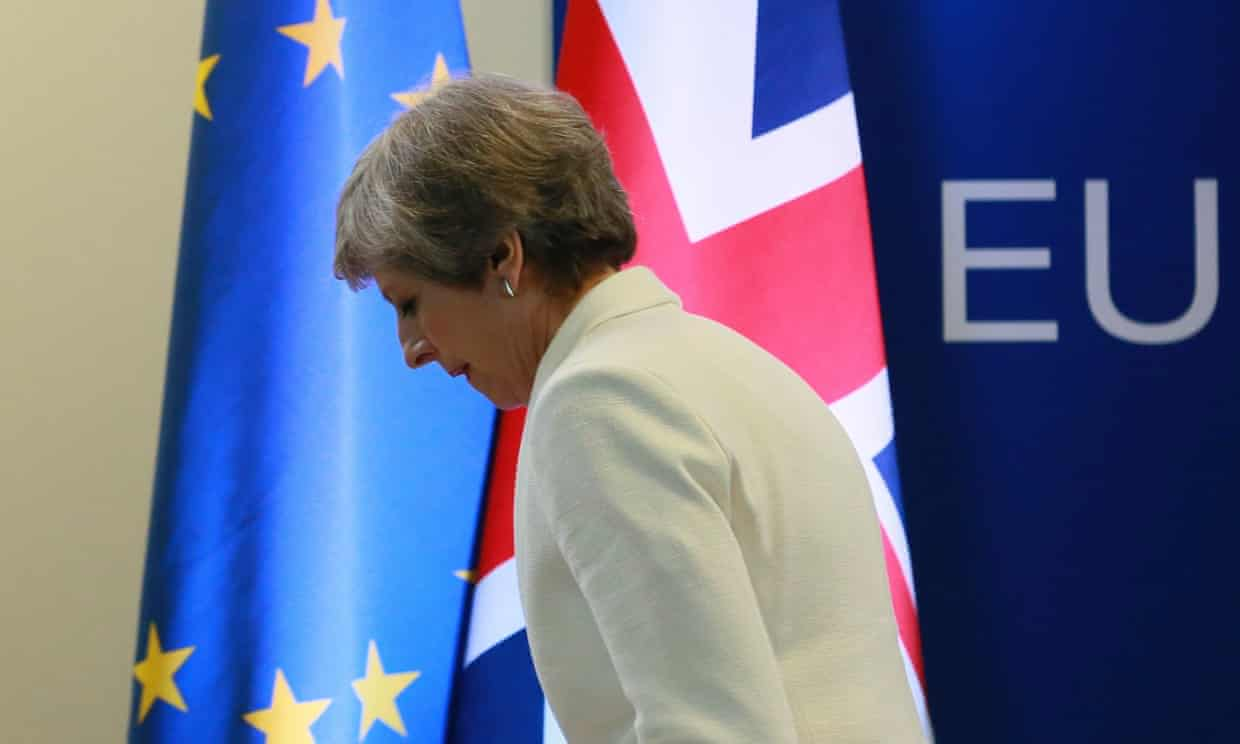 Theresa May 'did not understand EU when she triggered Brexit'