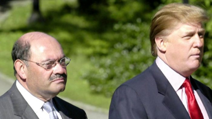 House will call Trump Org. financial exec Weisselberg to testify